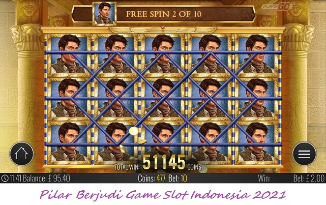 Pilar Berjudi Game Slot Indonesia 2021